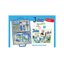 Julian Doctor Valija Grande C/sonido Y Luz Jyjjul011