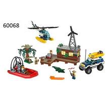 Juego Ingenio Lego City Police Croock`s Hideout 60068