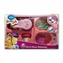 Set De Masas Moldeables De Las Princesas De Disney