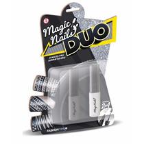 Educando Duo Esmaltes Magic Nails Nenas Mm123