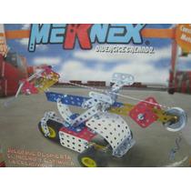 Mecano Meknex 7 Formas De Armado