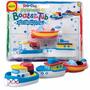 Educando Barcos Magnéticos Para Bañera Alex Toys 823