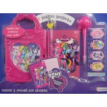 Diario Intimo / Mi Diario Secreto Equestria Girls