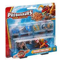 Dinosaurios Predasaurs Aqua Atack Set Dino Fusion Tv