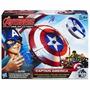 Escudo De Ataque Con Lanzador Capitán América-envio Gratis