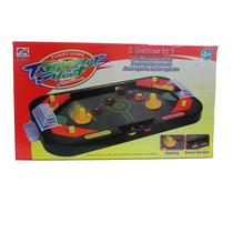 Juego De Mesa 2 En 1 Tejo-pinball Tabletop