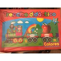 Trencito Didactico- Colores