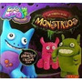 Juguetes Didacticos Masa Monstruos Duravit 717
