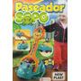 New Plast Paseador Sapo Xml 20176