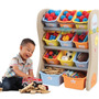 Organizador Step2 Guarda Juguetes Fun Time Mueble Infantil