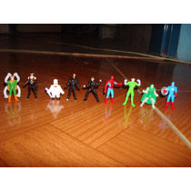 Lote Superheroes Jack Chiquitos