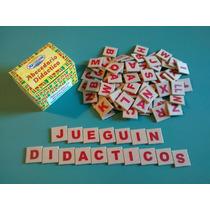 Abecedario Didactico 100 Letras