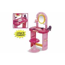 Tocador Infantil Fashion Set Con Accesorios