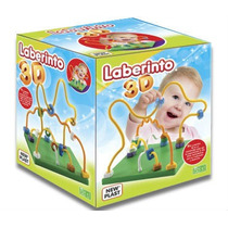Prono New Plast Laberinto 3d Didac / Open-toys Avell11