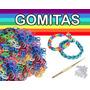 Paquete X7200 Banditas Gomitas + Aguja + Ganchitos