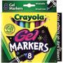 Crayola Marcadores De Gel Lavables Brillantes Tambien En Pap