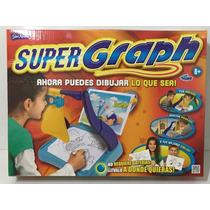 Supergraph Ahora Puedes Dibujar Lo Que Sea Nex Point 32668ns