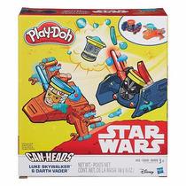 Masa Play Doh Star Wars Skywalker Darth Hasbro Mundo Manias