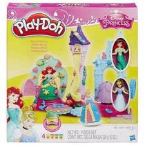 Play Doh Princesas Ariel E Cinderella
