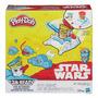 Play-doh Masa Star Wars Canheads Luke Skywalker Snowtrooper