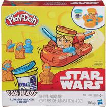 Educando Play-doh Set Masas Star Wars Luke Skywalker B2536