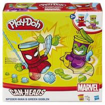 Masa Play Doh Marvel Hombre Araña Hasbro - Mundo Manias