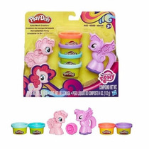 Masa Play Doh My Little Pony Original Hasbro - Mundo Manias