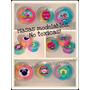 30 Souvenirs Cumpleaños, Masas De Colores No Toxicas