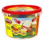 Play-doh Masa Balde Con Accesorios Tuni - 23414