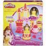 Masa Play Doh Princesas Disney Bella Hasbro - Mundo Manias