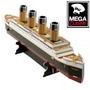 Rompecabezas 3d Puzzle Maqueta Barco Titanic 30cm