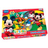 Rompecabezas La Casa De Mickey Mouse Disney Junior