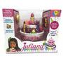 Torta Cumpleaños Chica Juliana Con Luces Y Sonido