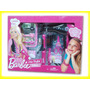 Barbie I Can Be Set De Estilista Con Secador De Pelo Peine