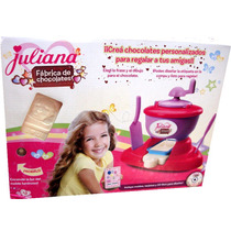 Fabrica De Chocolates De Juliana - Minijuegosnet
