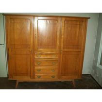 Juego Dormitorio Antiguo Vintage Retro Completo Decada 60 70