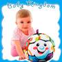 Pelota Futbol Balon Musical De Bebe Fisher Price Didactico