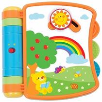 Libro Didactico Winfun Para Bebes Y Niños Sonidos Musica