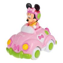 Auto A Control Remoto Minnie Baby Car Disney Baby