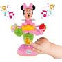 Sonajero Minnie Con Luz Y Sonido Disney Baby Con Licencia