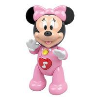 Muñeco Sonajero Minnie Con Luz Y Sonido Disney Baby Original