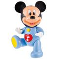 Muñeco Sonajero Mickey Con Luz Y Sonido Disney Baby Original
