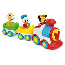 Tren Baby Mickey Musical