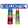Juego Didactico Musical De Encastre Apilable En Caja Regalo