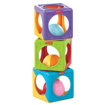 Fisher Price - Bloques Easy Stack