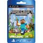 Minecraft Ps3 [digital Store Usa ] Tenelo Yaaaa
