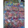 Paquete De 600 Gomitas P/hacer Pulseras Multicolor