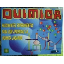 Quimica Magistral 24 Piezas Manual 39 Experimentos En Smile