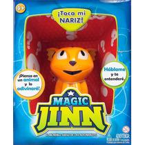Magic Jinn Muñeco Juego De Adivinanzas Original Intek.