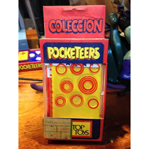 Pocketeers - Poketers - Top Toys - Tomy - Pit Fall - 1978